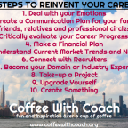 10 Steps to Reinvent Your Career!