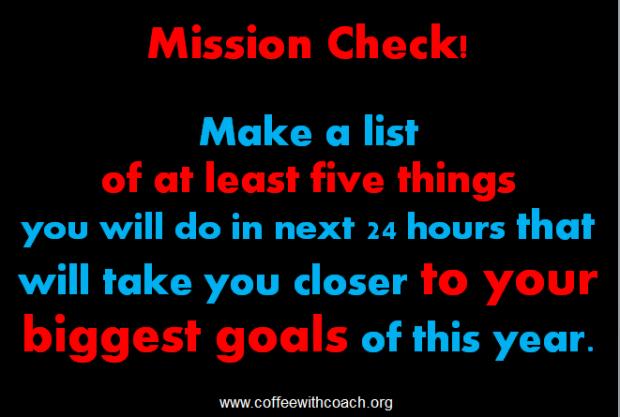 misison check